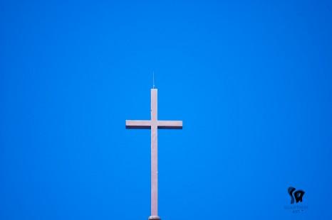cross-and-a-blue-sky